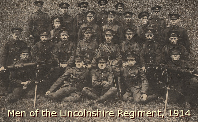 1914 Lincolnshires